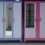Tủ nhôm kính đựng quần áo đẹp tại Tp HCM