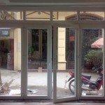 Nhận làm cửa nhôm kiếng đẹp, bền tại quận Bình Tân