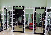 Kính gương làm từ thủy tinh đẹp